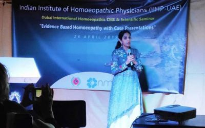 Nagpur's Dr Kavita Chandak delivers lecture on 'Homeopathy and Autism' in Dubai