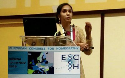 Nagpur doctor represents India at European Congress for Homeopathy at Vienna