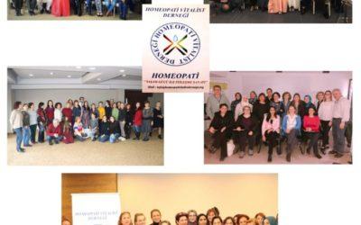 Seminars at Turkey in March, November and December '2018