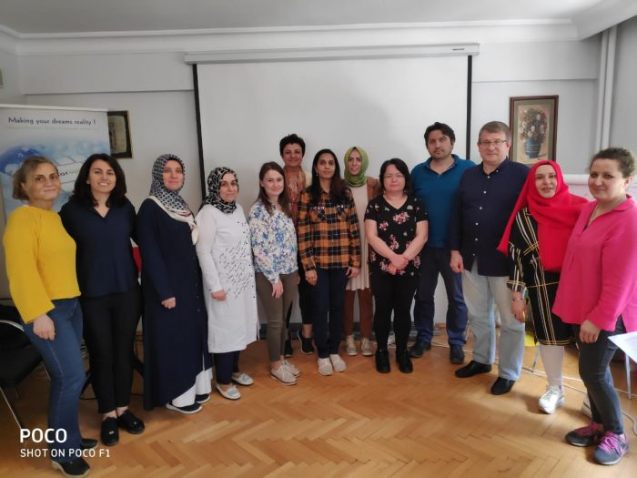 Seminar delivered on Internet Addiction, ADHD and Autism at Istanbul, Turkey