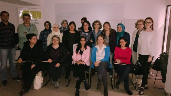 Nagpur Homeopath Dr Kavita Chandak conducts a seminar on Autism and Psychiatry in Turkey